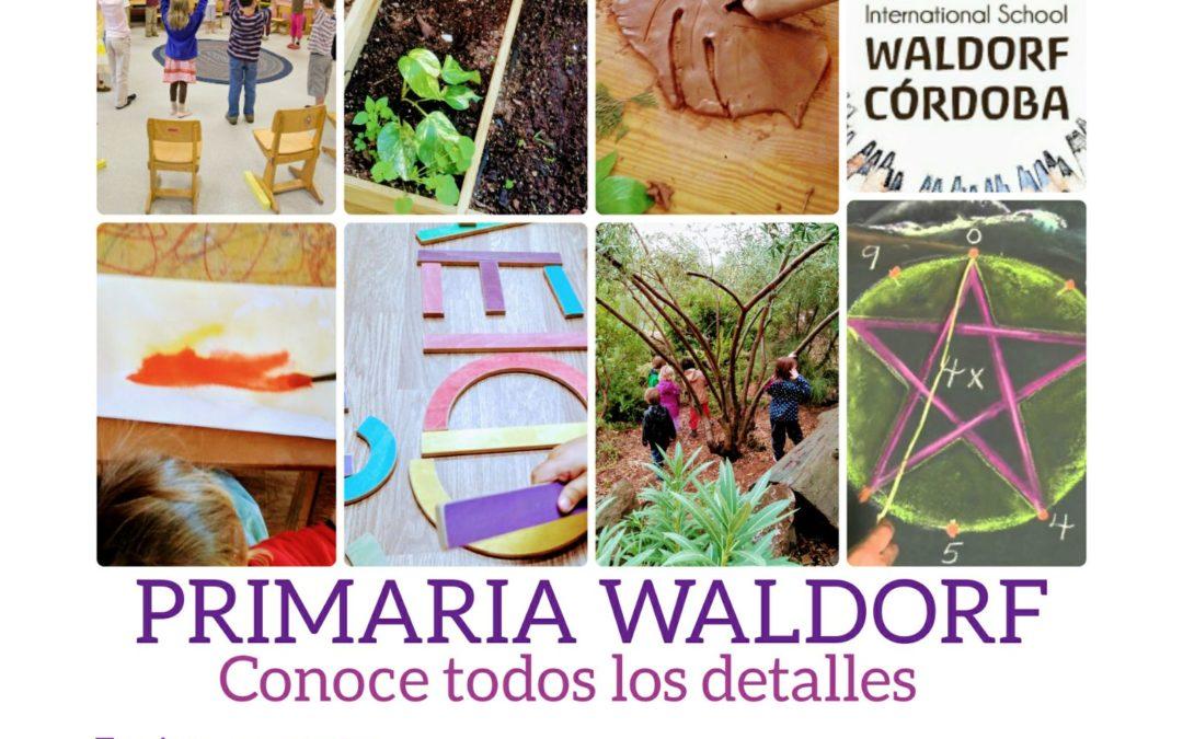 (Español) Jornada de presentación primaria Waldorf