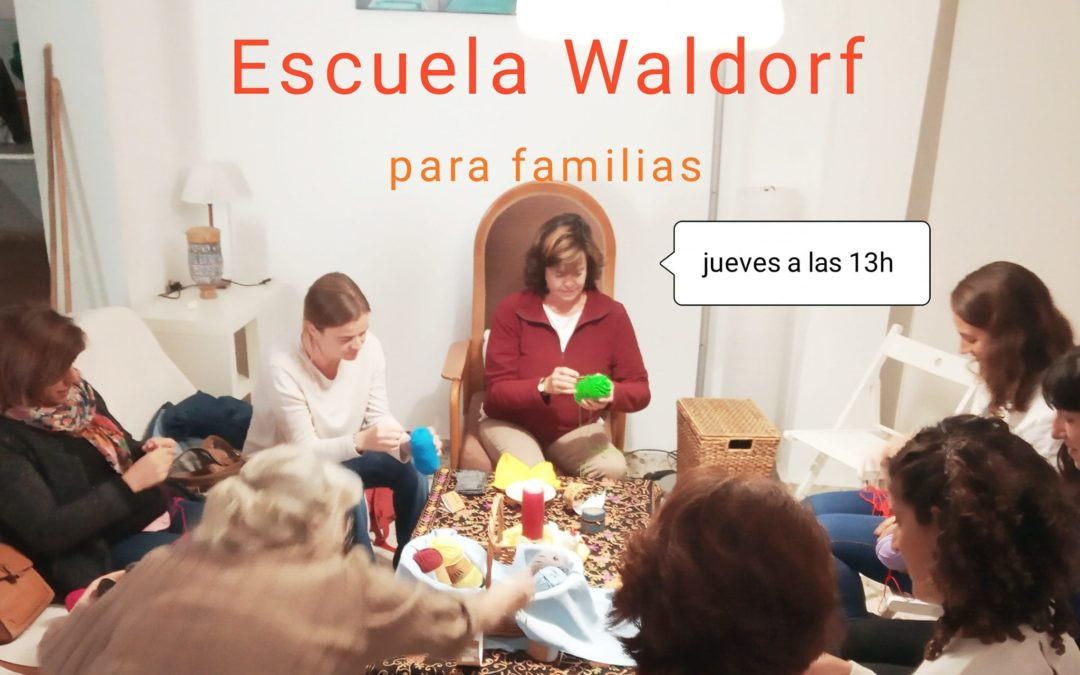 Escuela para familias en International School Waldorf Córdoba
