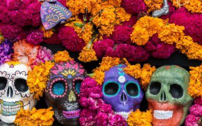 Nuestra celebración del día de muertos
