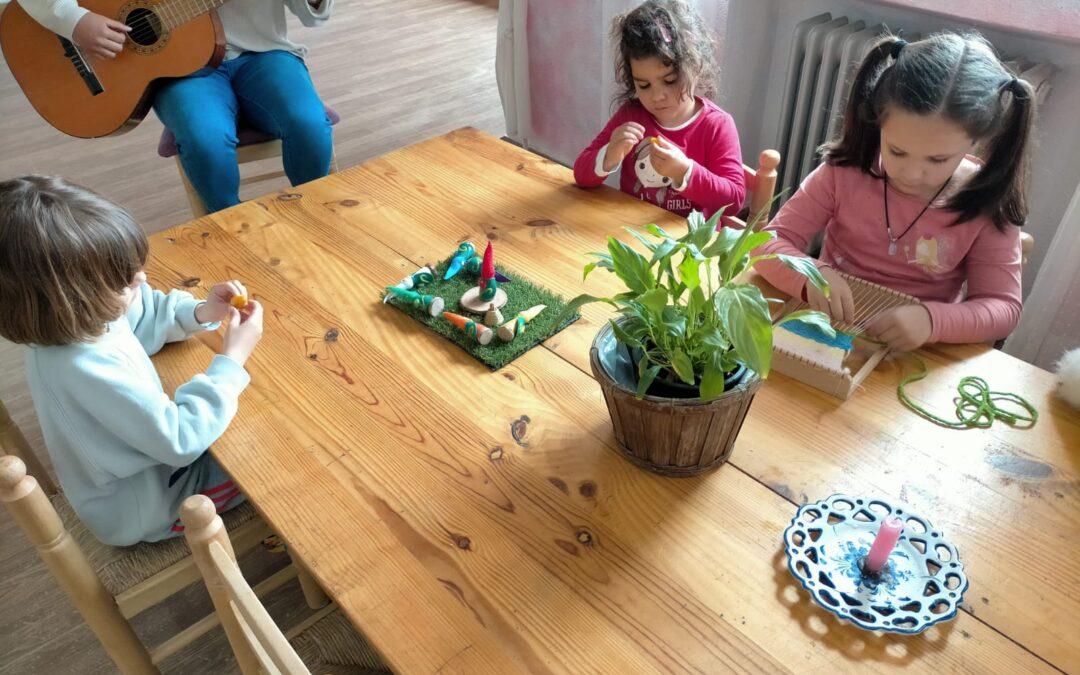 Nuestras actividades en infantil
