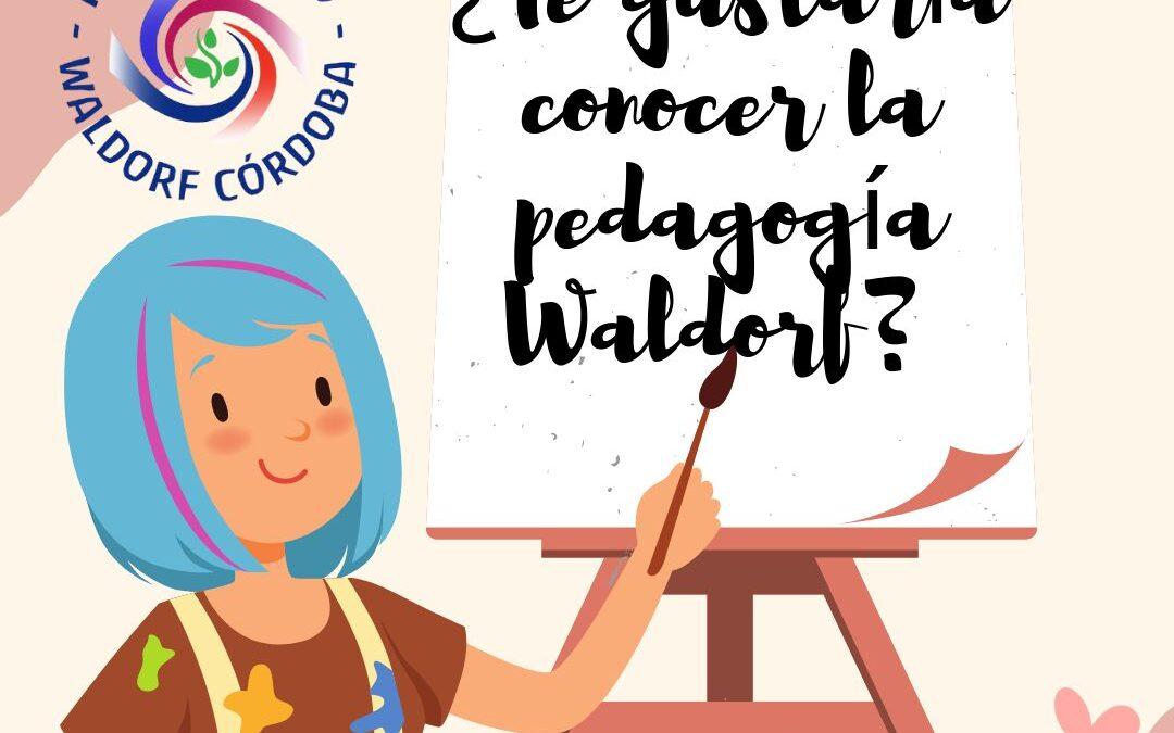 ¿Conoces la pedagogía Waldorf?